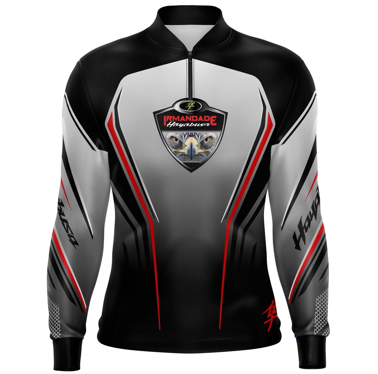 Camiseta Brk Motociclismo Irmandade Hayabusa 2019