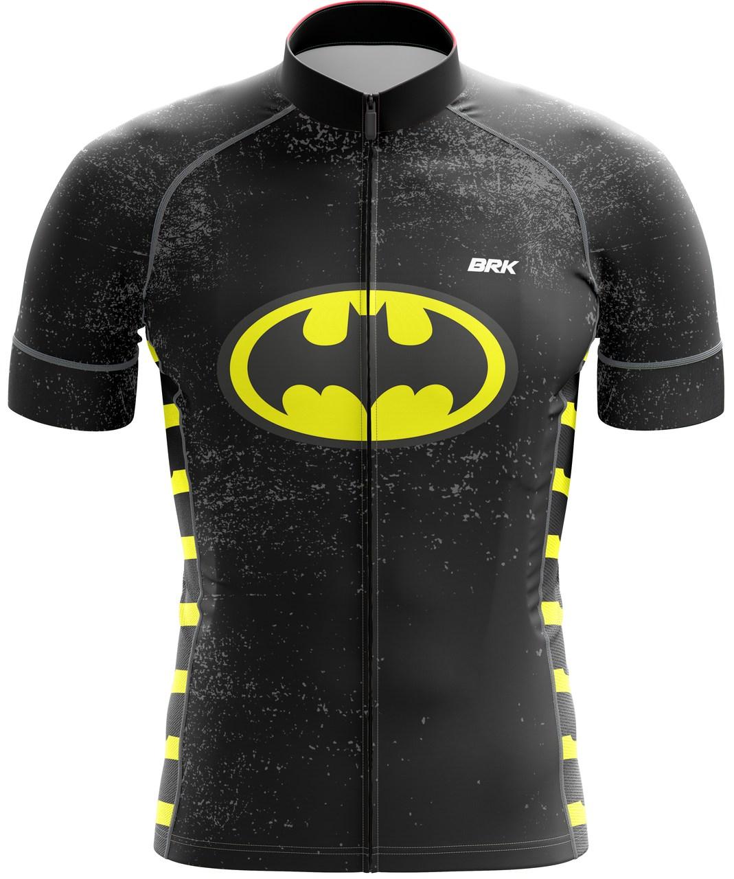 Camisa Ciclismo Brk Batman com FPU 50+