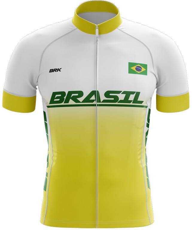 Camisa Ciclismo Brk Brasil com FPU 50+