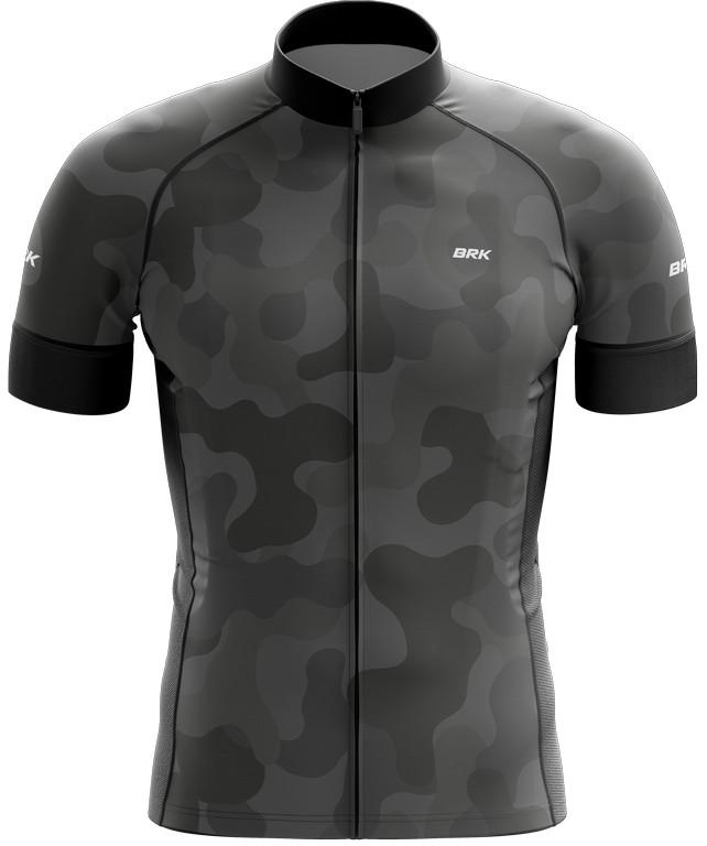 Camisa Ciclismo Brk Camuflado com FPU 50+