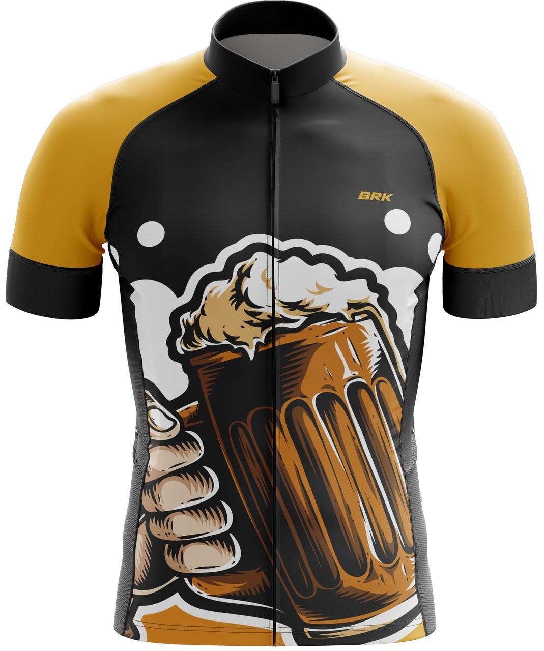 Camisa Ciclismo Brk Cerveja com FPU 50+