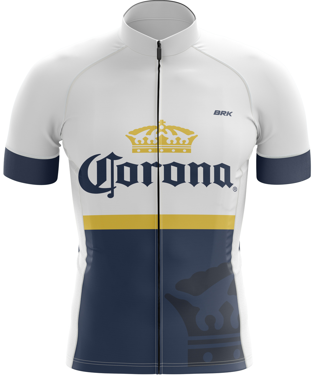 Camisa Ciclismo Brk Cerveja Corona com FPU 50+