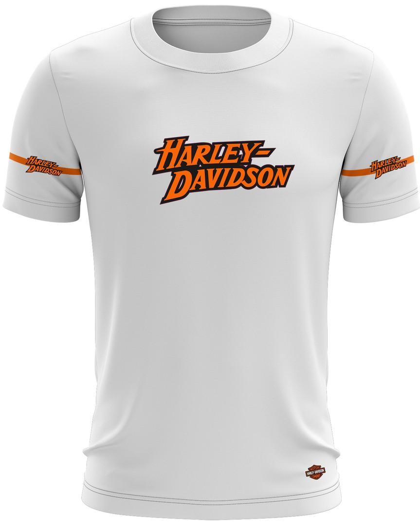 Camiseta Harley Davidson Casual 02 Brk Motociclismo Tecido Dry