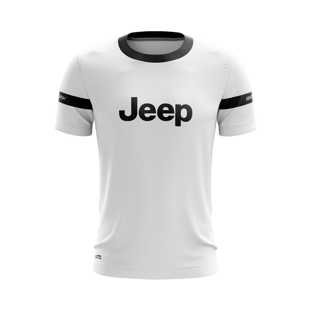 Camiseta Jeep Casual 01 Brk Off Road Tecido Dry