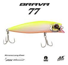 Isca Artificial Brava 77 Marine Sports Cor 04