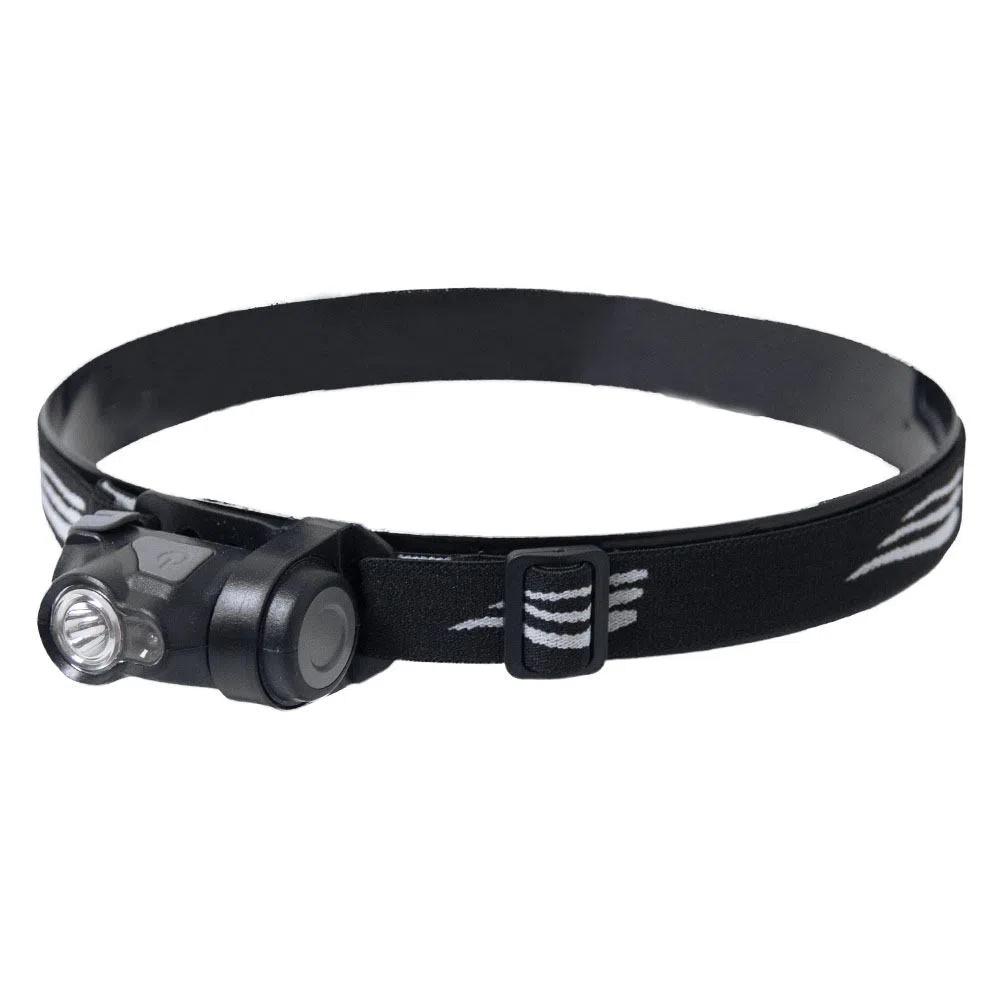 Lanterna de cabeça NTK de alta economia e 3 modos de iluminação de 130 lúmens Boost