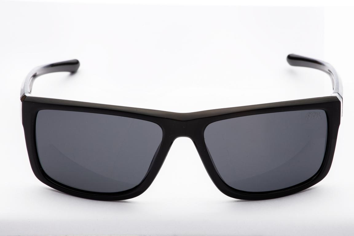 Óculos de Sol Polarizado Brk Classic 04 Preto Brilhante