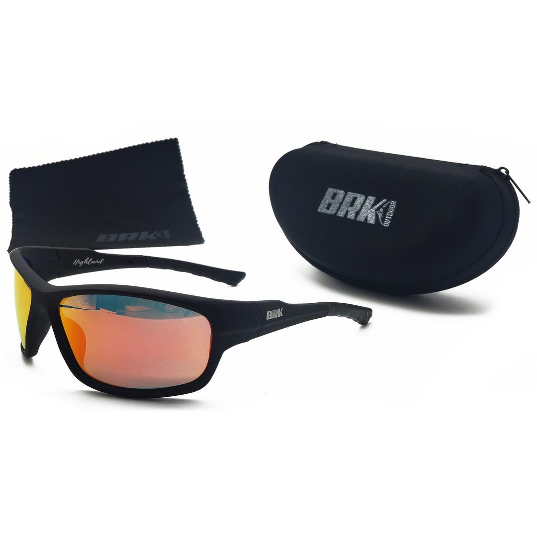 Óculos de Sol Polarizado BRK Highland