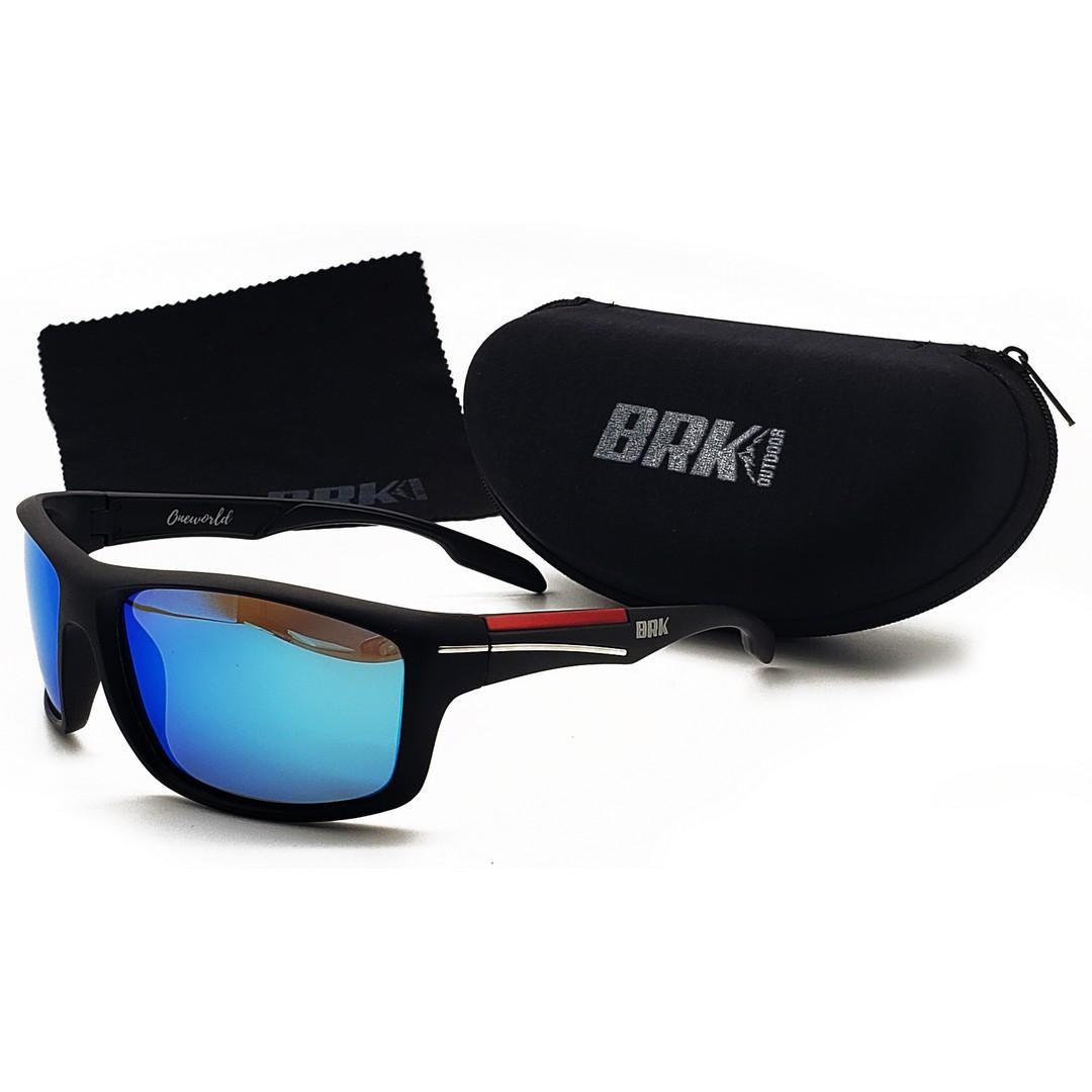 Óculos de Sol Polarizado BRK One World