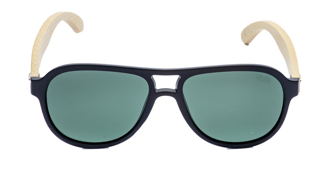 Óculos de Sol Polarizado Brk Vintage 11 Wood Dark