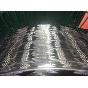 Concertina Simples 450 mm Aço Inox AISI 430