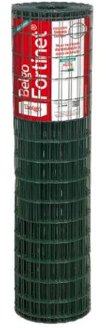 Tela Soldada Revestida PVC