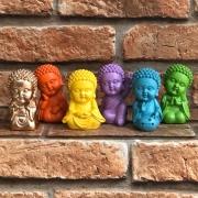Buda Vibes Decorativo de Resina