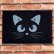 Capacho Personalizado Antiderrapante Gato Beek