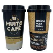 Copo Bucks Café 550ml de Plástico