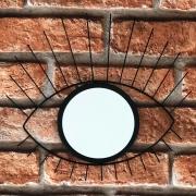 Espelho Olho Grego Preto