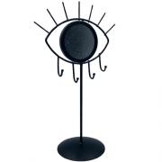 Gancho Porta-Jóias com Espelho Olho Grego