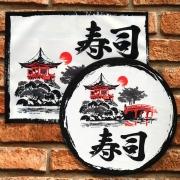 Jogo de Mesa Posta Completo Casal 2 Lugares Tokyo