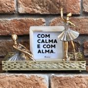 Kit Bailarinas Com Calma e Com Alma