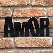 Letreiro Decorativo Amor Davys