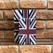 Livro Cofre Decorativo com Chave Londres Bandeira