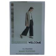 Livro Decorativo de Papel Mary Poppins