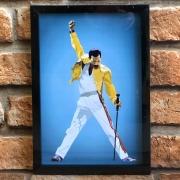 Quadro Decorativo Looks Freddie Mercury
