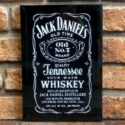 Quadro Decorativo Looks Jack Daniels