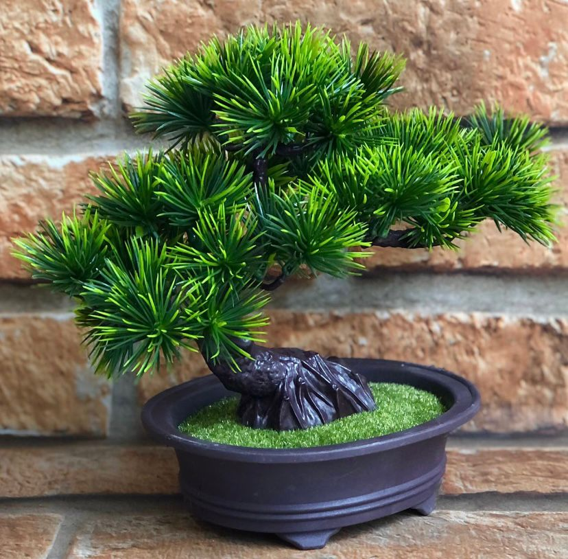 Bonsai Decorativo Artificial