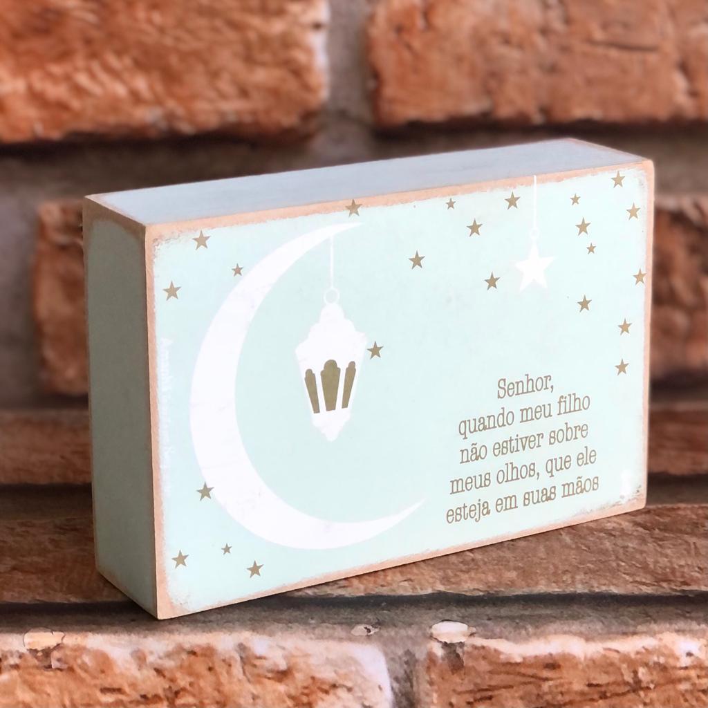 Box Decorativo Família