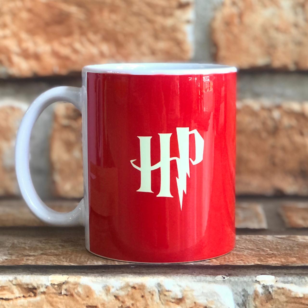 Caneca Personalizada Harry Potter Plataforma 9 3/4