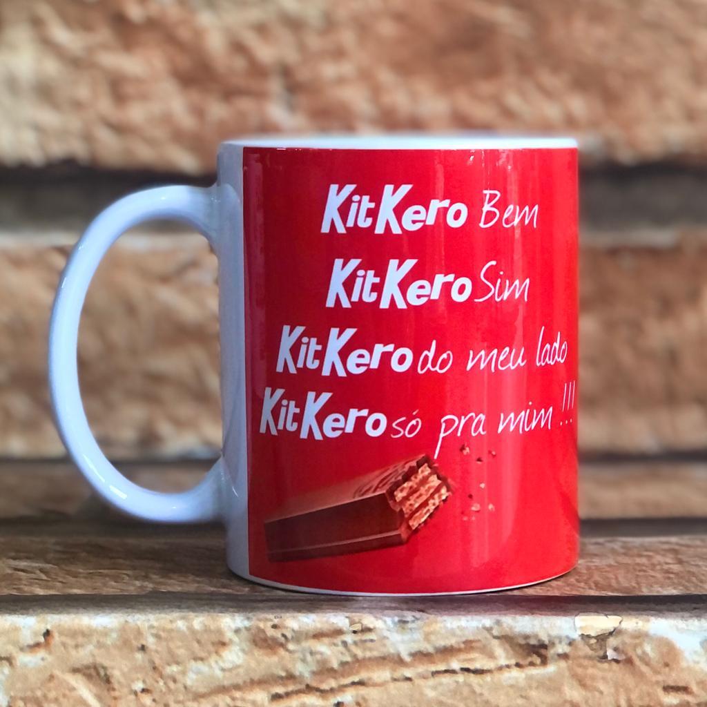 Caneca Personalizada Kit Kero