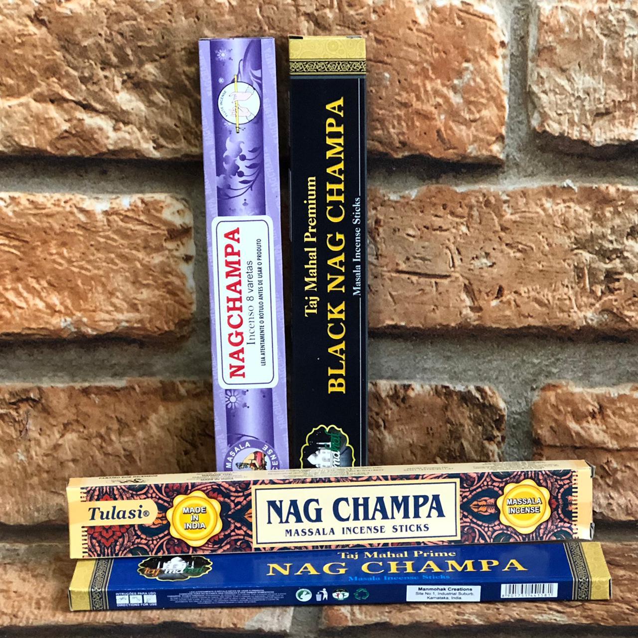 Incenso Nag Champa Masala Sticks
