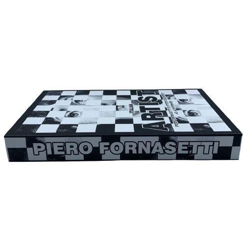 Livro Decorativo de Papel Piero Fornasetti