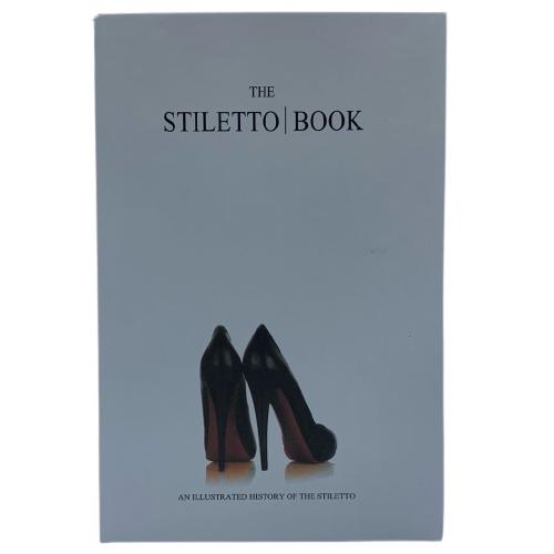 Livro Decorativo de Papel The Stiletto Book