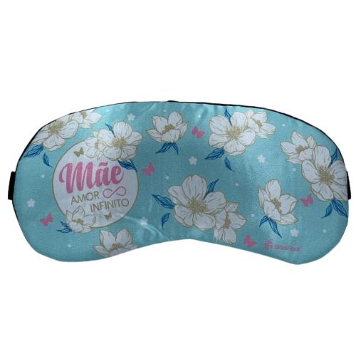 Máscara para Dormir com Bolsa em Gel Dia das Mães