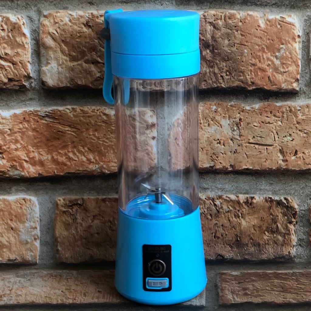 Mini Liquidificador Portátil Recarregável 380ml