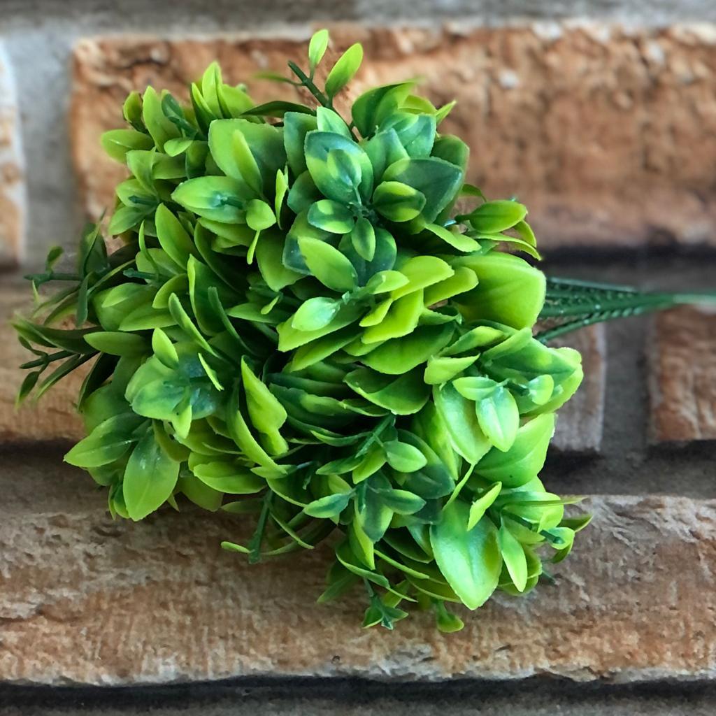Pick Planta Artificial de Folha 6 galhos