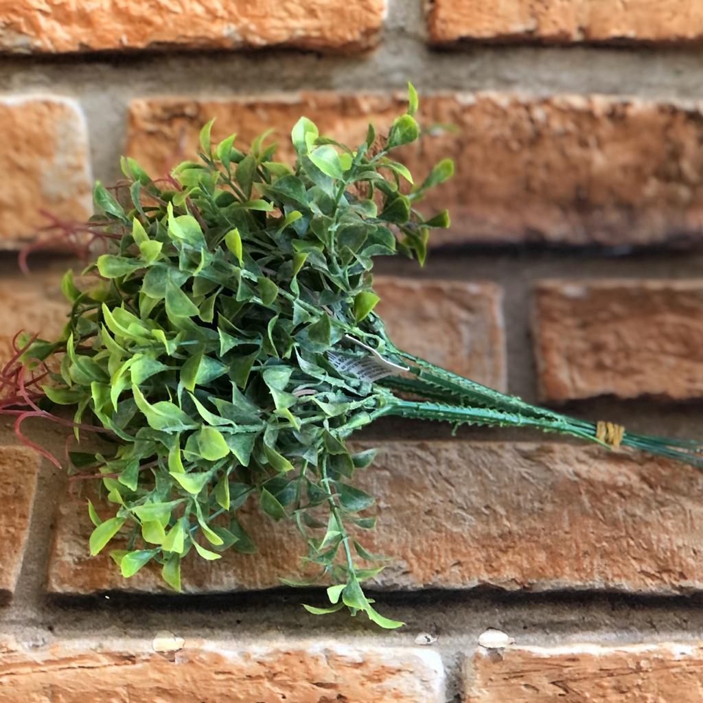 Pick Planta Artificial de Mini Ficos 6 galhos