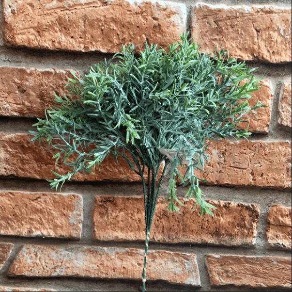 Pick Planta Artificial Pinheiro com 6 Galhos