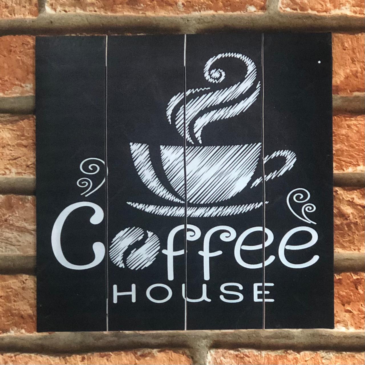 Quadro Decorativo NSW Café