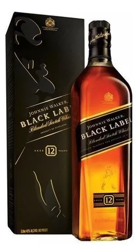 J. Walker Black Label 12 anos