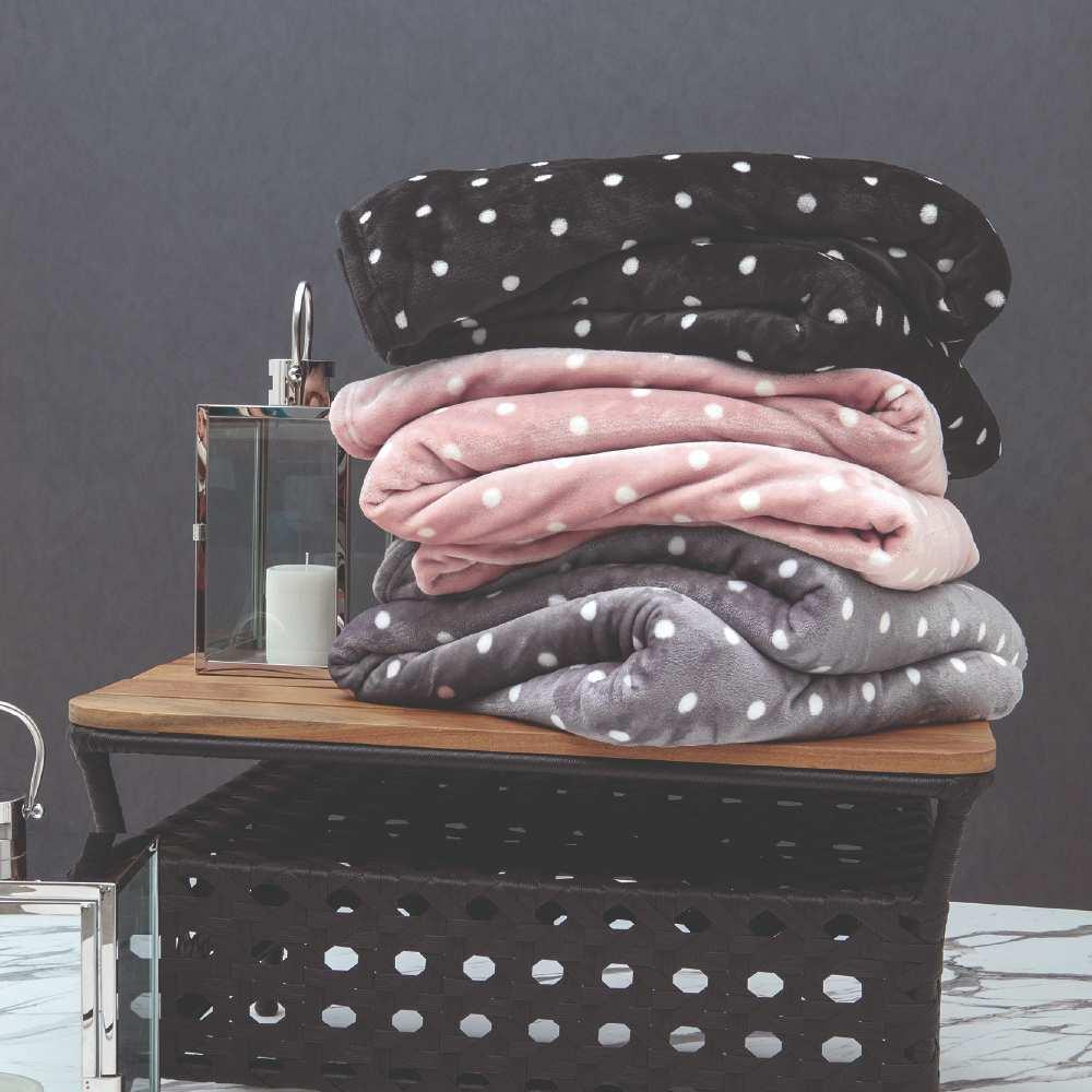 Cobertor Casal Blanket Vintage Kacyumara