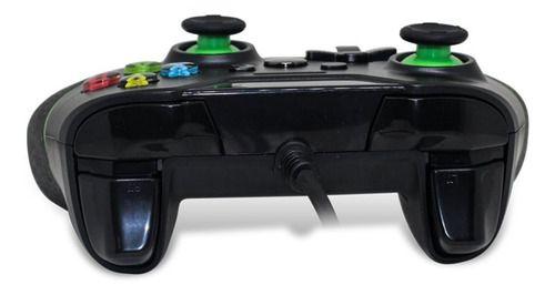 Controle Para Xbox One Com Fio Dazz Hurricane Dz-624522