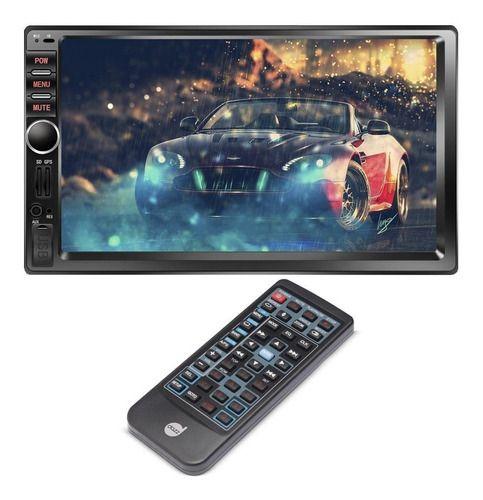 Multimidia Dvd Dazz Dz52838 Tela 7 Bt Espelha Android