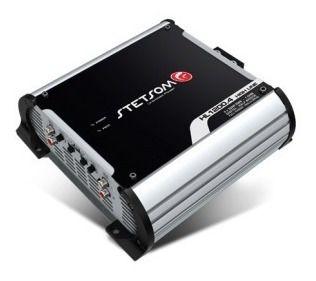 Amplificador Digital Stetsom Hl1200.4 1200w 4 Canais 2 Ohms