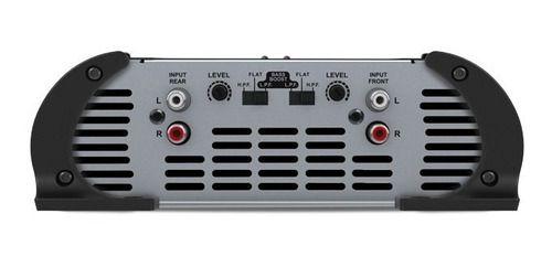 Amplificador Digital Stetsom Hl800.4 800w 4 Canais 2 Ohms