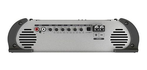 Amplificador Stetsom Ex 5000eq Digital 5000w 1 Canal 2ohms