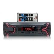 10 Rádios Mp3 Player Automotivo Ht-1020 Bt/aux Htech