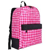 Mochila Maxprint Smart Girl Rosa Para Notebook 14.1